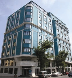 The green park hotel taksim istanbul taksim taxim the for Comfort elite hotels sultanahmet