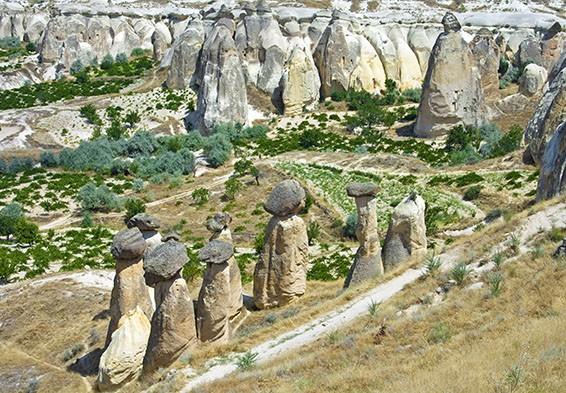daily cappadocia group tour south explore south cappadocia full day group tour  discover the