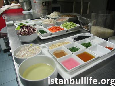 Ottoman turkish cuisine tasty tidbits