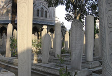 Cemetery ( Graveyard ) Tours in Istanbul
