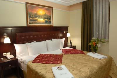Hotel Orange Palace Side Turkei