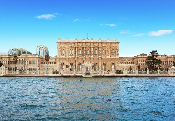 Full Day Bosphorus Cruise Dolmabahce Palce Amp Two Continent