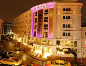 Four stars hotels of istanbul istanbul hotels hotels in for Cheap hotel in laleli istanbul