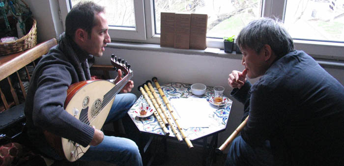 Turkish Musical Instrument Workshops In Istanbul We As A Les Arts Turc Team Offers You A Change