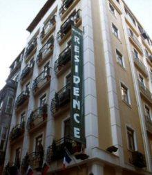 taksim life hotel