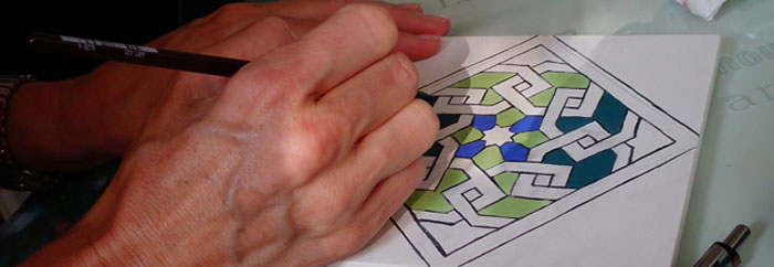 Turkish Tiles Workshop In Istanbul Turkish Ceramics