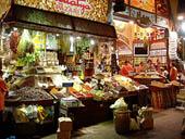 Spice bazaar egyptian bazaar