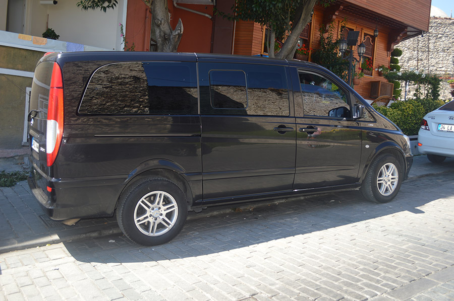 Rent A Car In Istanbul With Driver